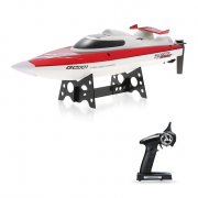 High Speed Racing RC Bateau