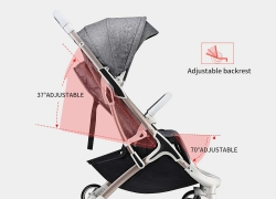 Poussette cannes HOT MUM super light buggy