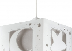 Suspension lumineuse Lune