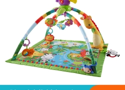 Tapis Musical d'éveil Fisher-Price !