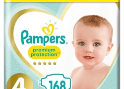 PAMPERS PREMIUM PROTECTION – T4 (9-14 kg)