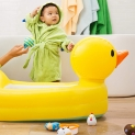 Baignoire gonflable canard Munchkin