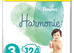PAMPERS – Couches taille 3