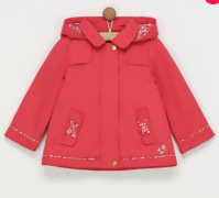 Imperméable rose Sergent Major