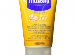 Mustela Lait Solaire Spf50+ Tube 40 Ml