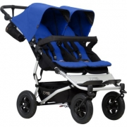 MOUNTAIN BUGGY – Poussette double