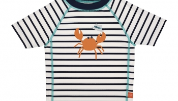 T-shirt MC Anti-UV UPF40+ – Marin Crabe